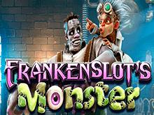 Игровой автомат Frankenslot's Monster Betsoft