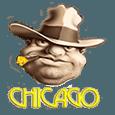 Игровой автомат Chicago открывайте на зеркале казино Вулкан