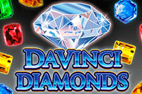 Da Vinci Diamonds: Dual Play играть с выводом денег в клубе Вулкан