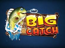 Играйте онлайн в игровой аппарат Большой Улов в казино Вулкан