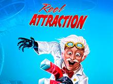 В казино Вулкан на деньги игровой аппарат Reel Attraction