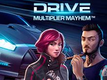 Drive: Multiplier Mayhem в онлайн-клубе Вулкан с выводом денег