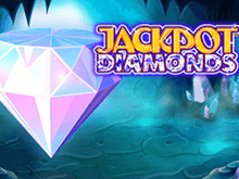 Игровой аппарат Вулкан Jackpot Diamonds на реальные деньги