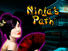 Игровой аппарат Вулкан Путь Ниндзя на деньги в казино онлайн