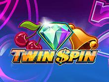 Играть онлайн на деньги в Twin Spin на сайте клуба Вулкан