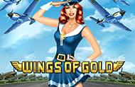 Игровой автомат Wings of Gold с реальными ставками в казино Вулкан