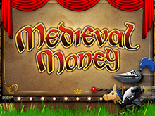 Игровой автомат онлайн Medieval Money на деньги – бонусы и функции