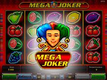 Игровой автомат Мега Джокер от официального казино Vulkan